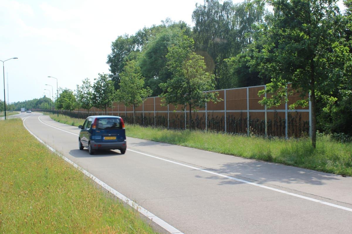 15 - Kokowall geluidsscherm Hilvarenbeek