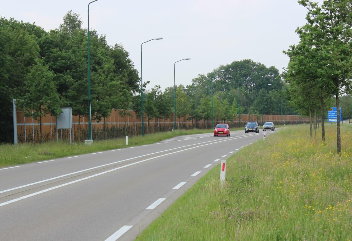 18 - Kokowall geluidsscherm Hilvarenbeek