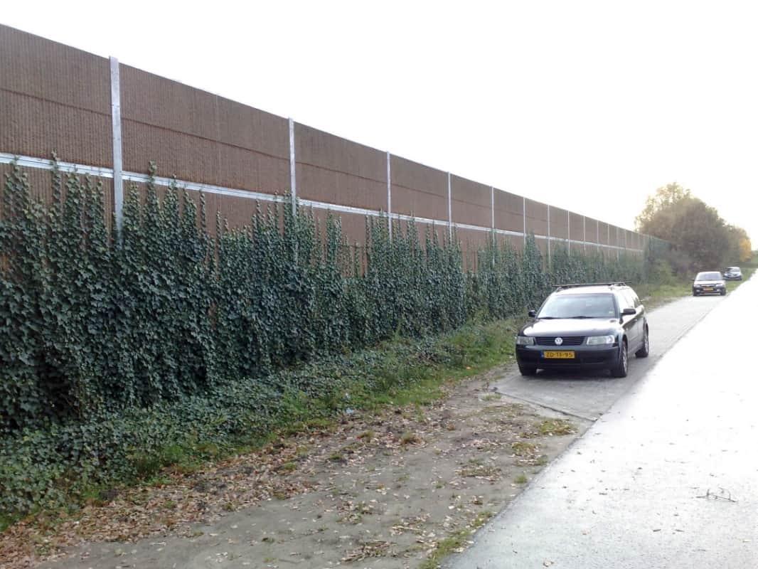 21 - Kokowall geluidsscherm Enschede N35