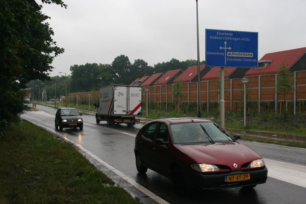 36 - Kokowall geluidsscherm Enschede