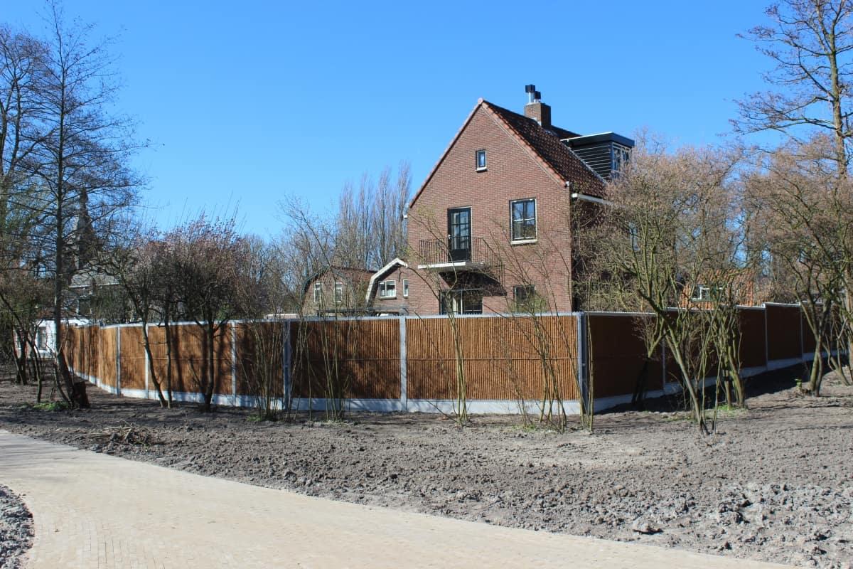 42 - Kokowall geluidsscherm Zoetermeer