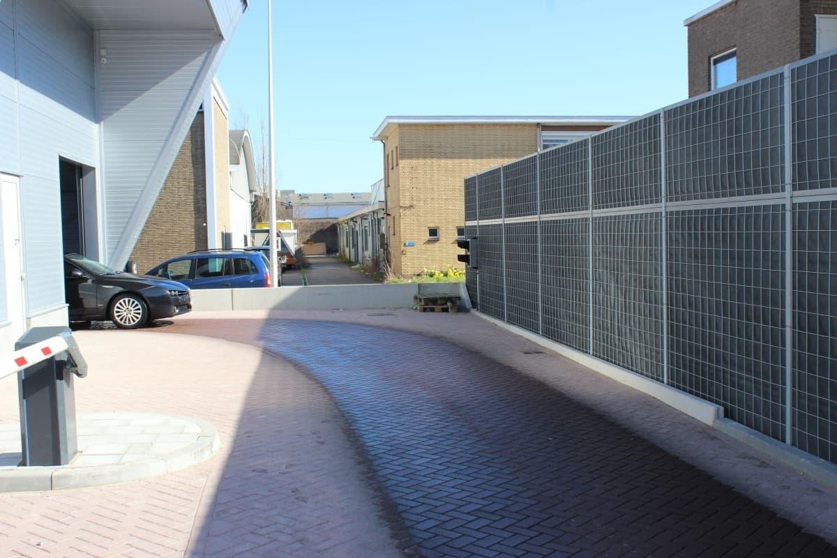 Geluidsscherm-noise-reducer-carwash
